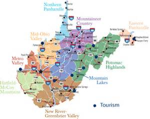 Virginia Tourism Map by Wv Tourism And Travel Related Keywords Amp Suggestions Wv