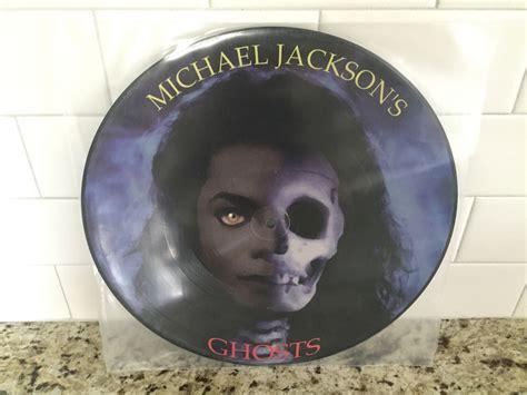 michael jackson thriller original vinyl worth michael jackson ghosts brand new picture disc lp vinyl