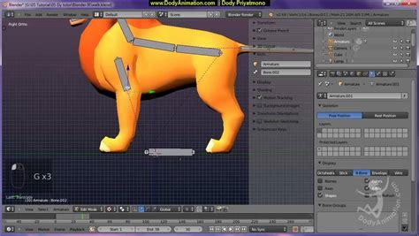 tutorial blender membuat animasi cara membuat animasi sederhana di blender 3d tutorial