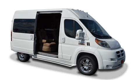 RAM ProMaster Conversion Vans   Inventory, Video, InfoNew