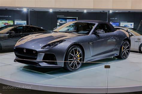 jaguar f type four door coupe rendered autoevolution