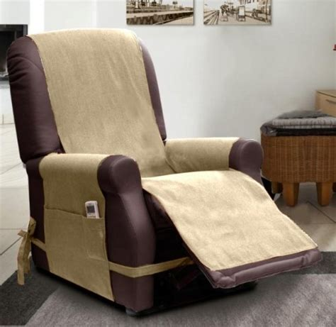 Armchair Covers For Sale by Scudo Recliner Armchair Covers Relax Beige