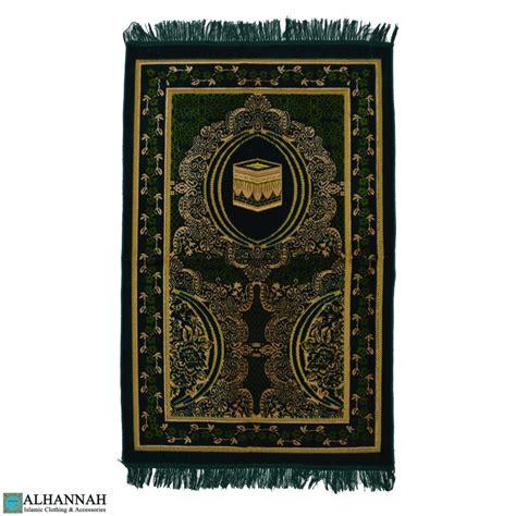 Prayer Mat Islam by Turkish Prayer Rug Kaaba Motif Ii1106