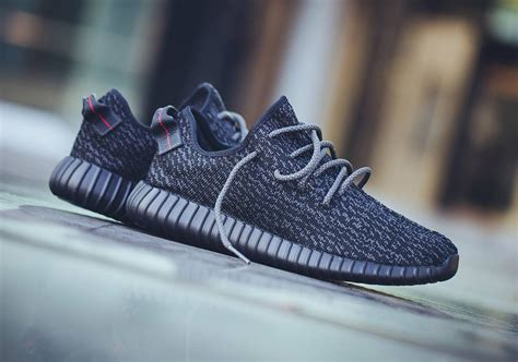 Adidas Yezzy Bost here s a closer look at this friday s adidas yeezy boost 350 quot black quot sneakernews