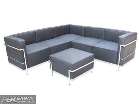 Office Corner Sofa by Le Corbusier Corner Sofa Fa033 Fuleague China