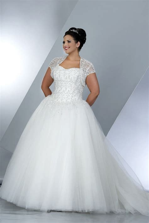 Wedding Gowns Size by Plus Size Wedding Dresses Gown