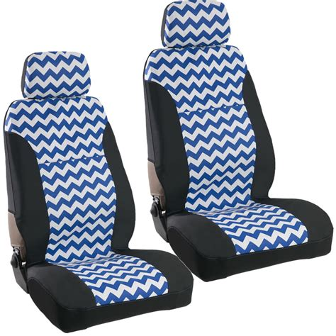 Seat Covers by Blue Camo Seat Covers