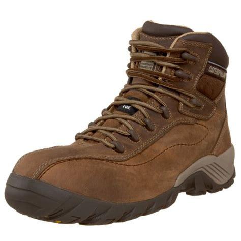 composite toe hiking boots caterpillar men s nitrogen hiker composite toe hiking boot