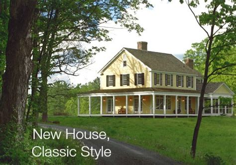 classic new england house plans new houses being built with classic new england style
