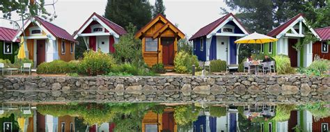 Small Home Communities In Tiny Houses Are A Big New Trend Tiny House News