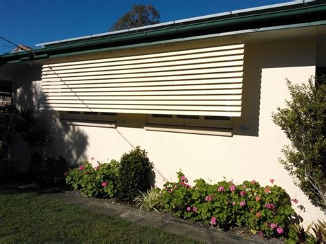 metal louvre awnings about aluminium louvre awnings from online blinds