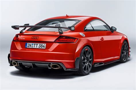 audi auto parts audi tt rs and r8 get new performance parts pictures