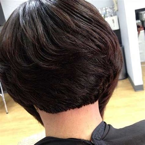 back of bob haircut pictures long bob haircuts back view short hairstyle 2013