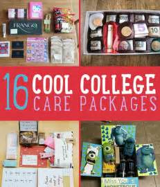 Care Package Ideas For College Students 16 Cool College Care Package Ideas Diyready Com Easy Diy Crafts Fun Projects Amp Diy Craft