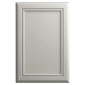 hampton bay 11x15 in. sprewell cabinet door sample in