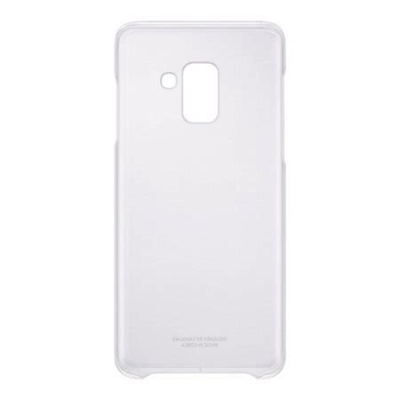 Official Anymode Clear Cover For Samsung Galaxy A8 Gold Murah official samsung galaxy a8 2018 clear cover