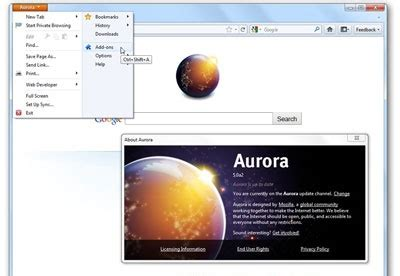 Mozilla Firefox Aurora download free for Windows 10 64/32 ... Install Firefox For Windows 10 64 Bit