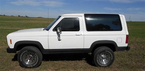 how it works cars 1984 ford bronco ii engine control for 4 250 is this bronco ii good to be true