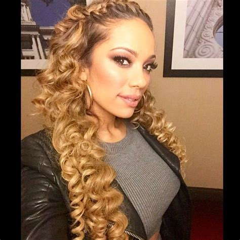 how to get erica mena curls t v s t instagram celebrity picture troll 166 erica