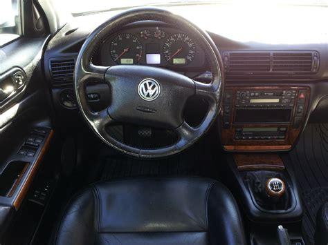 2000 Volkswagen Passat Interior by 2000 Volkswagen Passat Pictures Cargurus