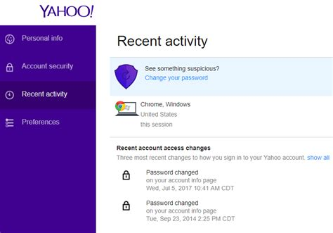 email yahoo security email account hijacking part 4 prevention and dectection