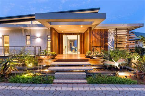 fotos de interiores de casas modernas dise 241 o de fachada de casa moderna con fotos construye hogar