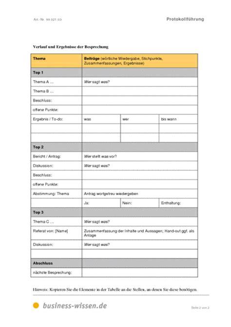 Word Vorlage Projekt Protokoll Simultan Schreiben Formular Und Vorlage Business Wissen De