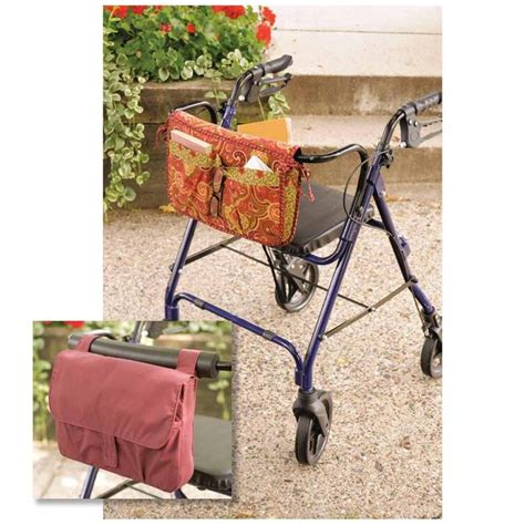 tote bag pattern for walkers walker wheelchair tote bag patterns 2017 2018 best
