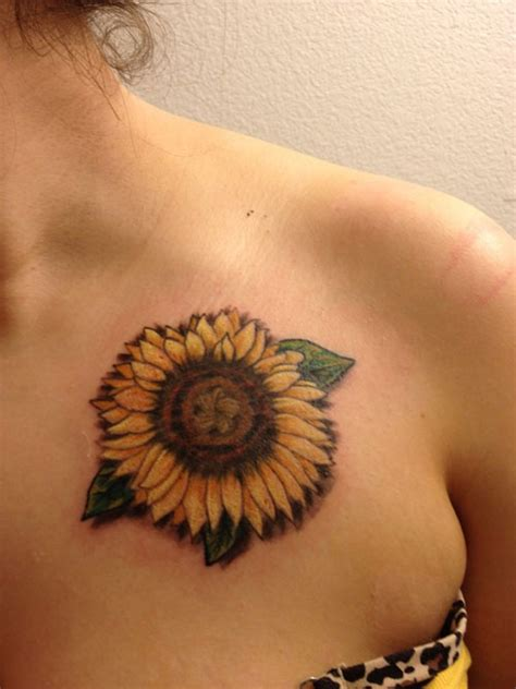 sunflower tattoo wrist 55 realistic sunflower tattoos