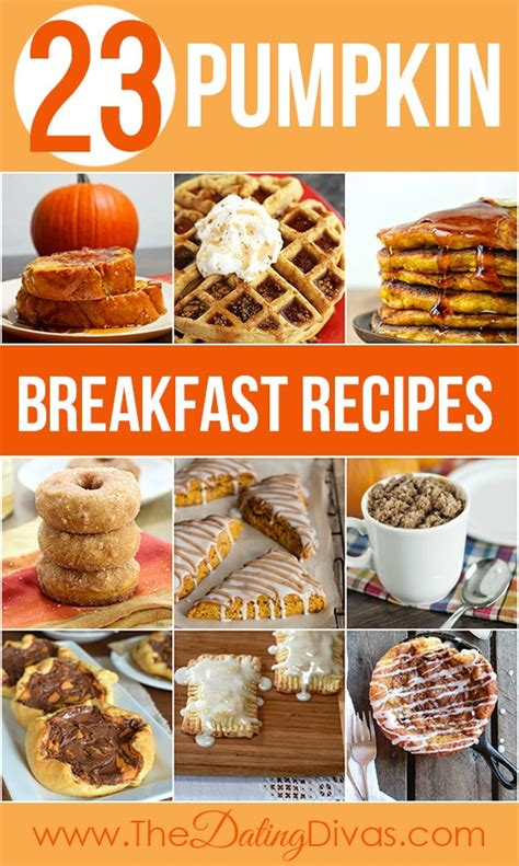 the ultimate pumpkin recipe round up