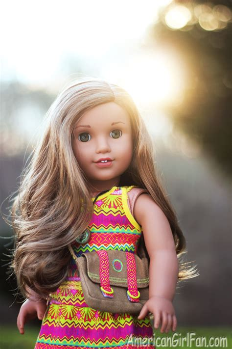 2016 goty lea clark doll giveaway american girl ideas lea clark girl of the year 2016 doll review americangirlfan