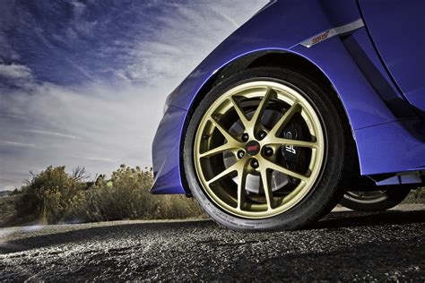 subaru rally wheels a better rally special 2015 subaru wrx sti tested on