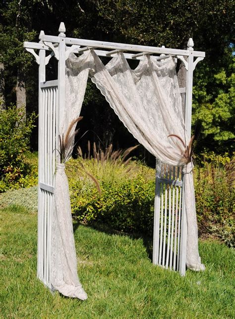 Rustic Wedding Arbor For Sale by Wedding Arbors Arches