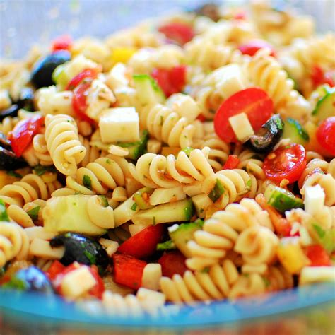 recipe for cold pasta salad cold pasta salad joe s healthy meals
