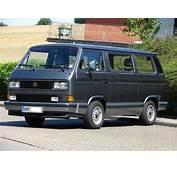 Volkswagen Transporter Caravelle Best Photos And