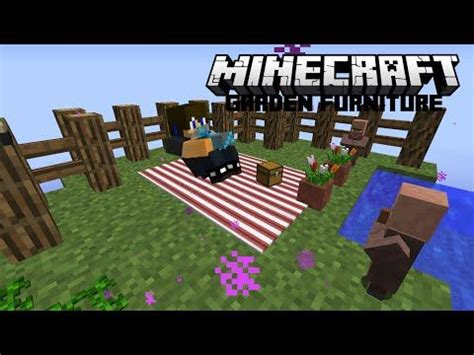 Patio Ideas Minecraft Gardens Minecraft And Furniture On