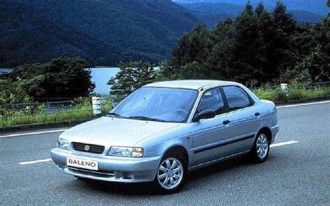 Suzuki Baleno 1998 1998 Suzuki Baleno Pictures