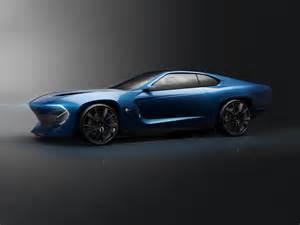 Opel Concept Cars Opel Manta Concept Car Design
