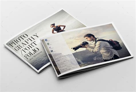 10 Stunning Psd And Indesign Photography Magazine Templates For Photographers Photography Portfolio Template