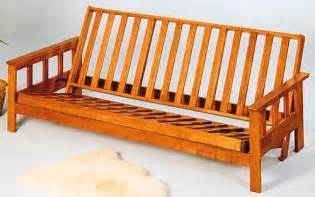 futon frame wood ace furniture futons