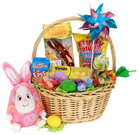 easter gifts traditional easter candy gift basket