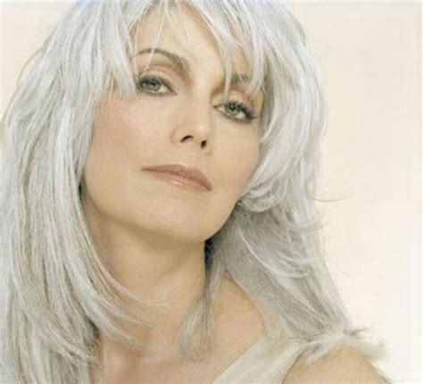 should women over 50 have bangs and long hair modern medium length hairstyles for women over 50