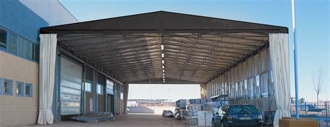 capannoni kopron kopron capannoni in pvc laterali
