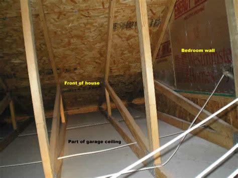 880lb hoist from garage ceiling building construction