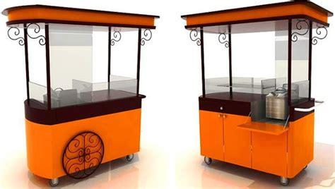 desain gerobak tarik gerobak teh tarik dan aneka gorengan jasa pembuatan
