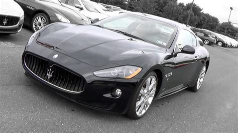 how to learn about cars 2009 maserati granturismo security system 2009 maserati granturismo s review youtube