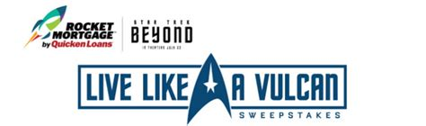 Live Like The Real Sweepstakes by Livelikeavulcan Quicken Loans Live Like A Vulcan