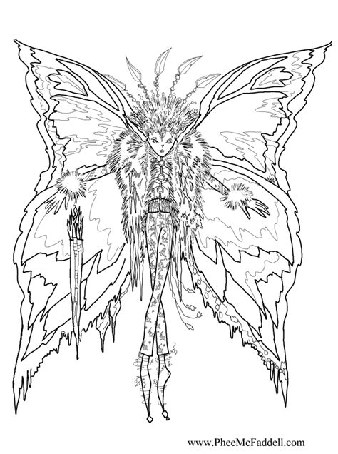 fairies more volume 2 line coloring book books free coloring pages of