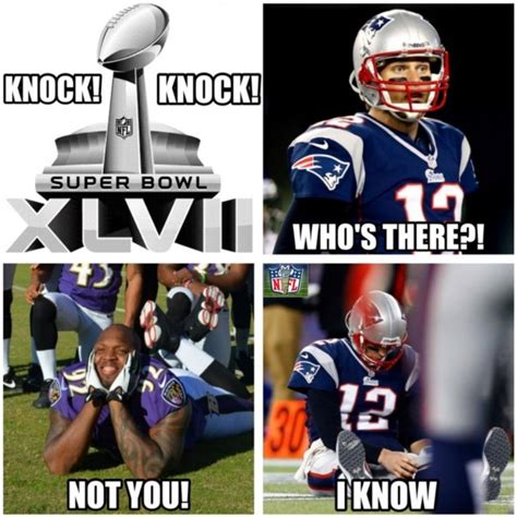 Nfl Meme - prepare for the big game with these funny super bowl 47 memes