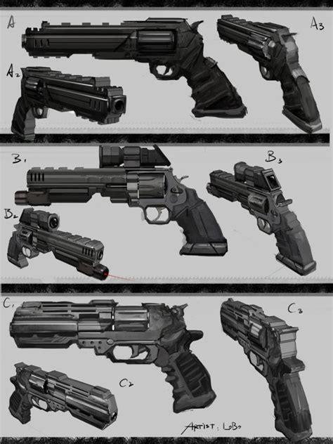 Of Robots Heavy Gun Barrel Ng 4 weapon concept work by chris wong via behance future